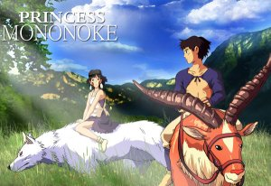 Princess Mononoke (1997) - Movie Review